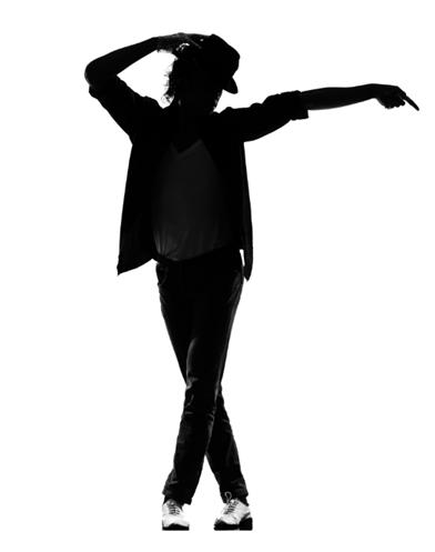 Thriller dance clip art